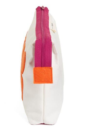 Alternate Image 2  - Alexandra Ferguson 'OMG' Fabric Cosmetics Pouch