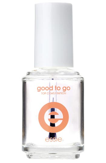 Alternate Image 1 Selected - essie® 'Good To Go!' Top Coat