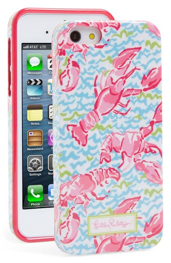 lilly pulitzer iphone 5 case lilly pulitzer 174 iphone 5 amp 5s nordstrom 17780