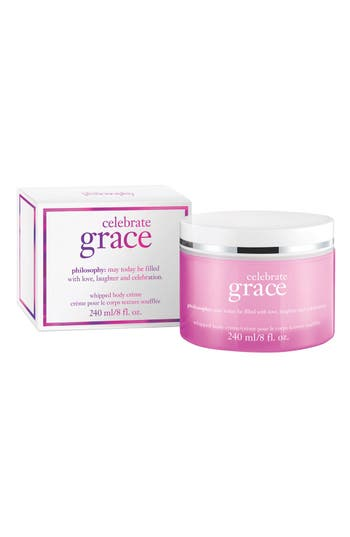 Alternate Image 2  - philosophy 'celebrate grace' whipped body crème (Limited Edition)
