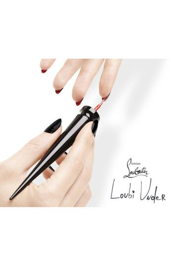 Alternate Image 4  - Christian Louboutin 'Loubi Under Red' Nail Color Pen