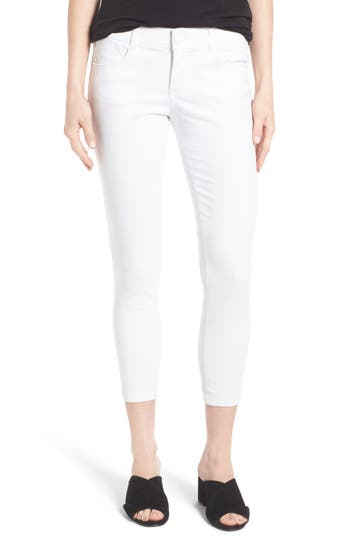 Wit & Wisdom Ab-solution Skinny Crop Jeans (Regular & Petite) (Nordstrom Exclusive)