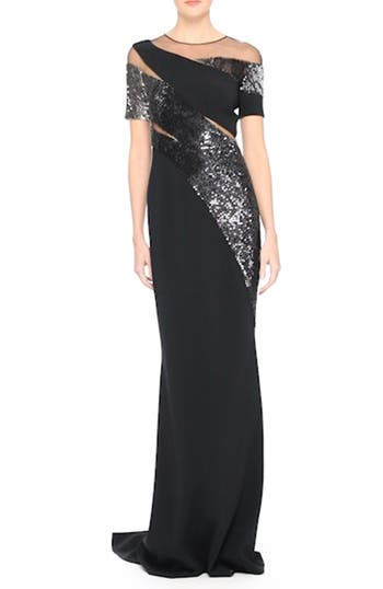Sequined Silk Gown, video thumbnail
