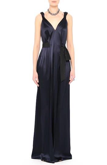 Liquid Satin Gown, video thumbnail