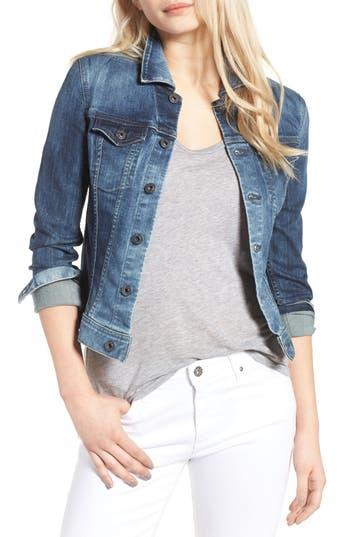 AG 'Robyn' Denim Jacket (Blue ..