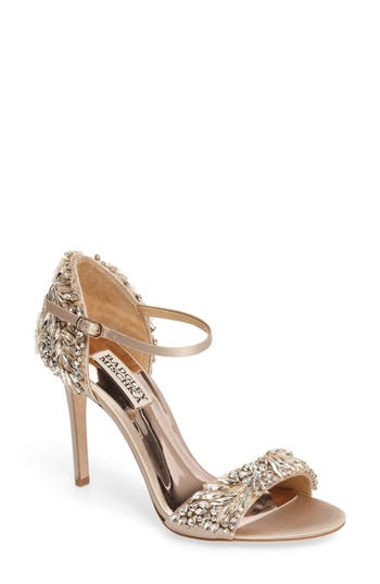 Badgley Mischka Tampa Ankl..