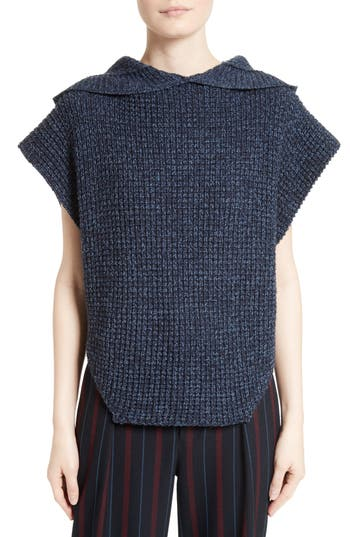 See by Chloé Wool Blend Pullover