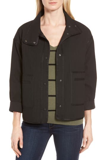Nordstrom Signature Ottoman Knit Jacket