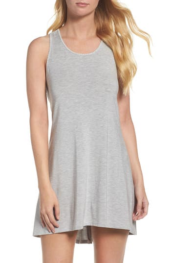 Felina Chelsea High/Low Chemise