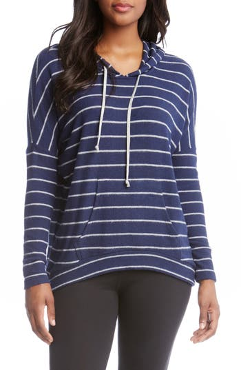 Karen Kane Stripe High/Low..
