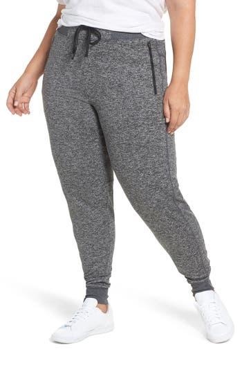 Zella Taryn Mélange Pants (Plus Size)