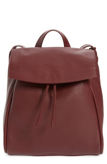 Skagen Ebba Leather Backpa..