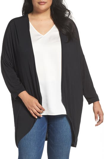 Sejour Lightweight Cardigan (Plus Size)