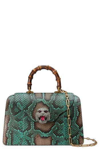 Gucci Medium Gatto Genuine..