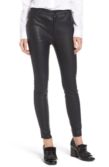 The Fifth Label Thrill Seeking Faux Leather Pants