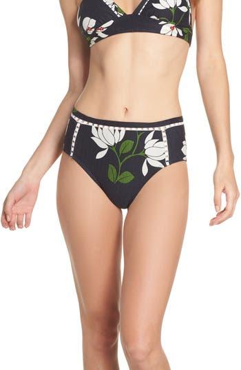 Robin Piccone Elisa High Waist Bikini Bottoms