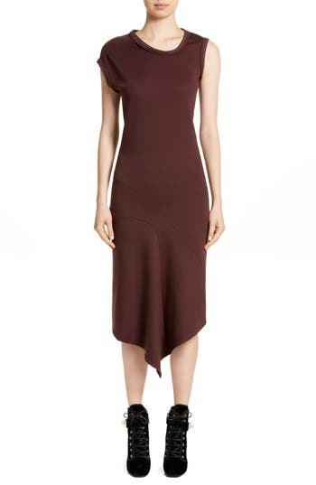 Atlein Jersey Midi Dress