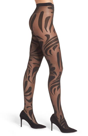 Wolford Droplet Tights