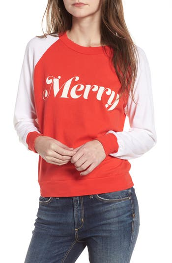 Wildfox Merry Sweatshirt