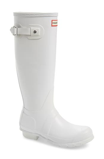 hunter 39 original tall 39 rain boot women nordstrom. Black Bedroom Furniture Sets. Home Design Ideas