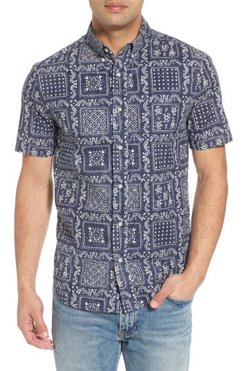 lahaina sailor classic fit sport shirt