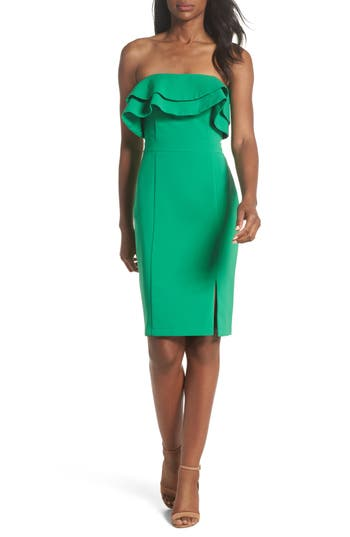 Issa Strapless Dress by Adelyn Rae