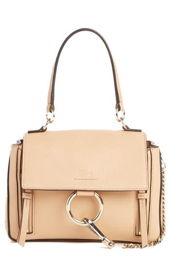831eb027fa Mini Faye Day Leather Crossbody Bag