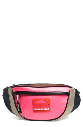 Sport Colorblock Fanny Pack by Marc Jacobs