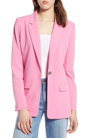 One Button Blazer by Halogen®