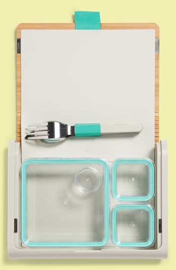 Pack Lunchbox With Cutlery by Prepd