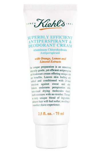 Superbly Efficient Anti-Perspirant & Deodorant Cream,                             Main thumbnail 1, color,                             No Color