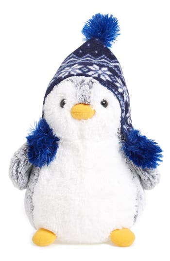 Aurora World Toys Pom Pom Penguin Stuffed Animal Nordstrom