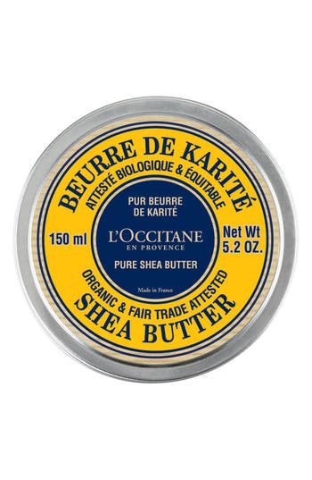 Alternate Image 1 Selected - L'Occitane Certified Organic Pure Shea Butter