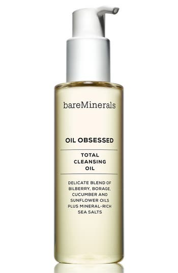 Alternate Image 2  - bareMinerals® 'Oil Obsessed' Total Cleansing Oil