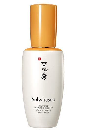 sulwhasoo  u0026 39 first care u0026 39  activating serum
