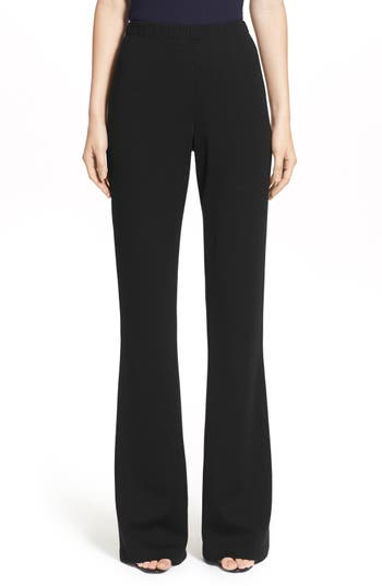 St. John Collection 'Kasia' Bootcut Milano Knit Pants