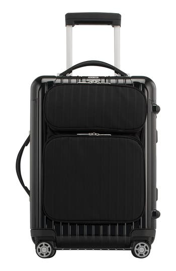 rimowa salsa deluxe hybrid 22 inch multiwheel carry on. Black Bedroom Furniture Sets. Home Design Ideas