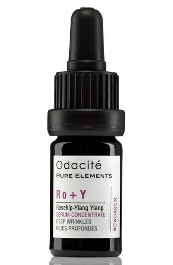 Ro + Y Rosehip-Ylang Ylang Deep Wrinkles Serum Concentrate,                             Main thumbnail 1, color,                             No Color