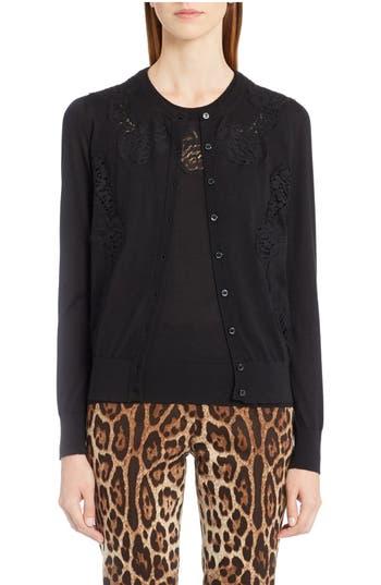Dolce&Gabbana Lace Inset C..