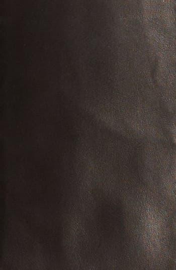 Alternate Image 3  - Michael Kors Quilted Plonge Leather Jacket