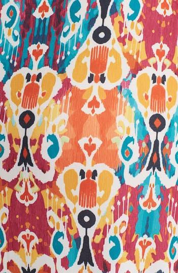 Alternate Image 3  - Viereck 'Vendome' Print Maxi Dress (Plus Size)