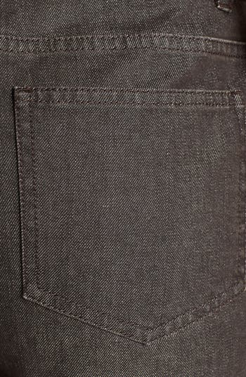 Alternate Image 3  - Lafayette 148 New York Curvy Fit Slim Leg Jeans