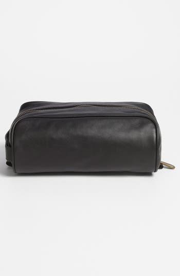 Alternate Image 3  - Bosca Leather Travel Kit