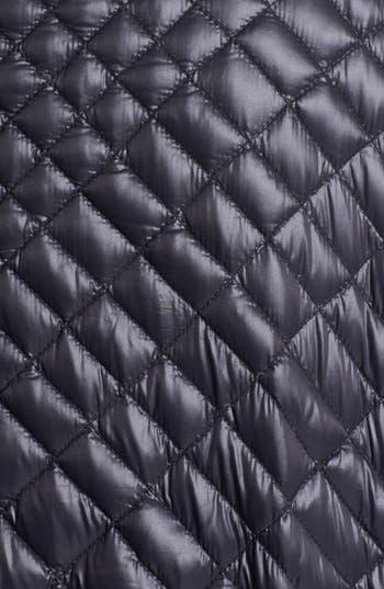 Alternate Image 3  - Bernardo Packable Goose Down Anorak Vest (Plus Size)