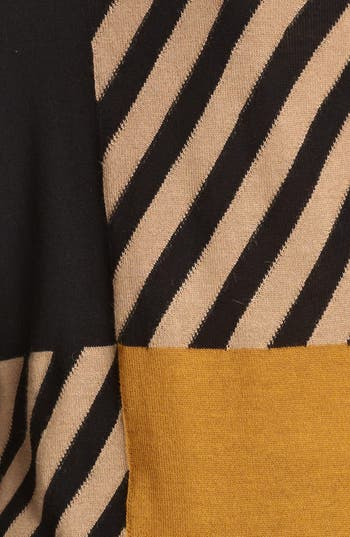 Alternate Image 3  - Burberry Brit Colorblock Sweater (Online Only)