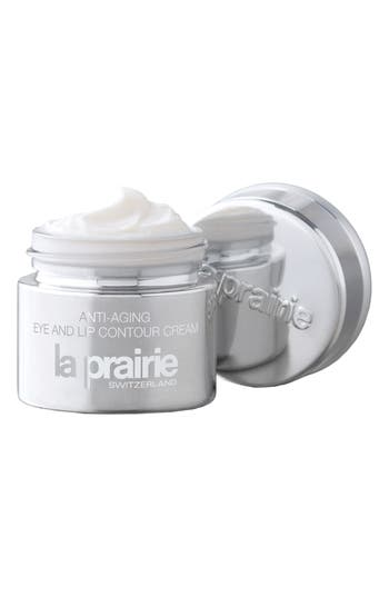 Cream Contour Tutorial: La Prairie Anti-Aging Eye & Lip Contour Cream