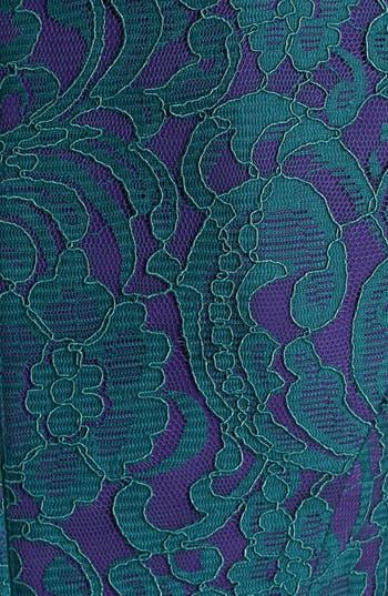 Alternate Image 3  - Ivy & Blu Lace Sheath Dress