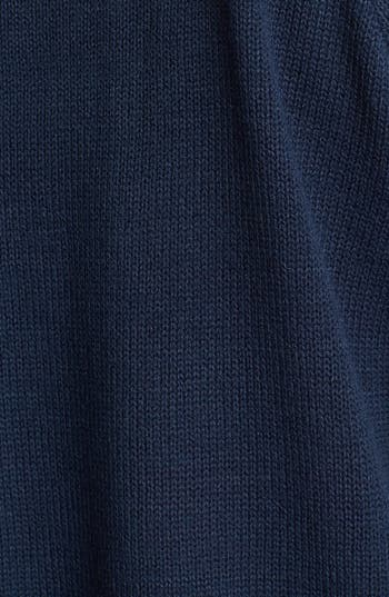 Alternate Image 3  - Love by Design 'Love' Scoop Neck Sweater (Juniors)