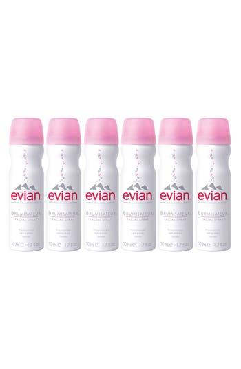 6-Pack Facial Water Spray,                             Main thumbnail 1, color,                             No Color