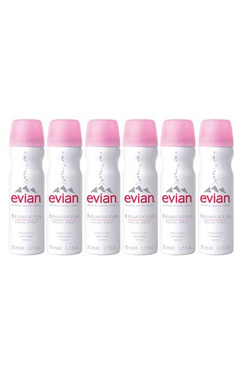 Main Image - Evian® Facial Water Spray (6-Pack) (Nordstrom Exclusive) ($42 Value) (Online Only)